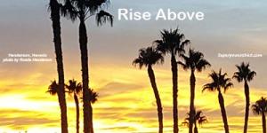 Sunrise - Rise Above