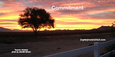 Sunrise Commitment Tucson Arizona