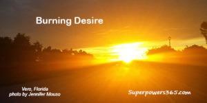 Sunrise Burning Desire Vero Florida