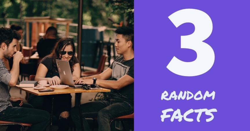 3 Fun ConversationStarters
