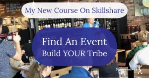 Find An Event Build YOUR Tribe