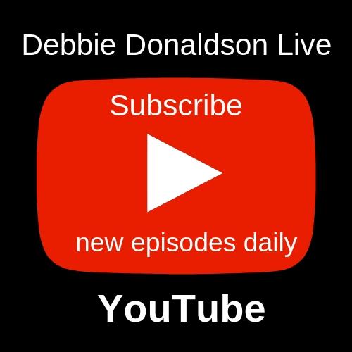 YouTube Debbie Donaldson Live